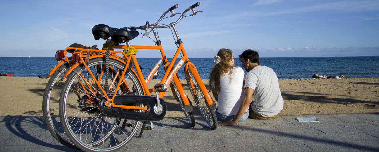 BCN bike tour