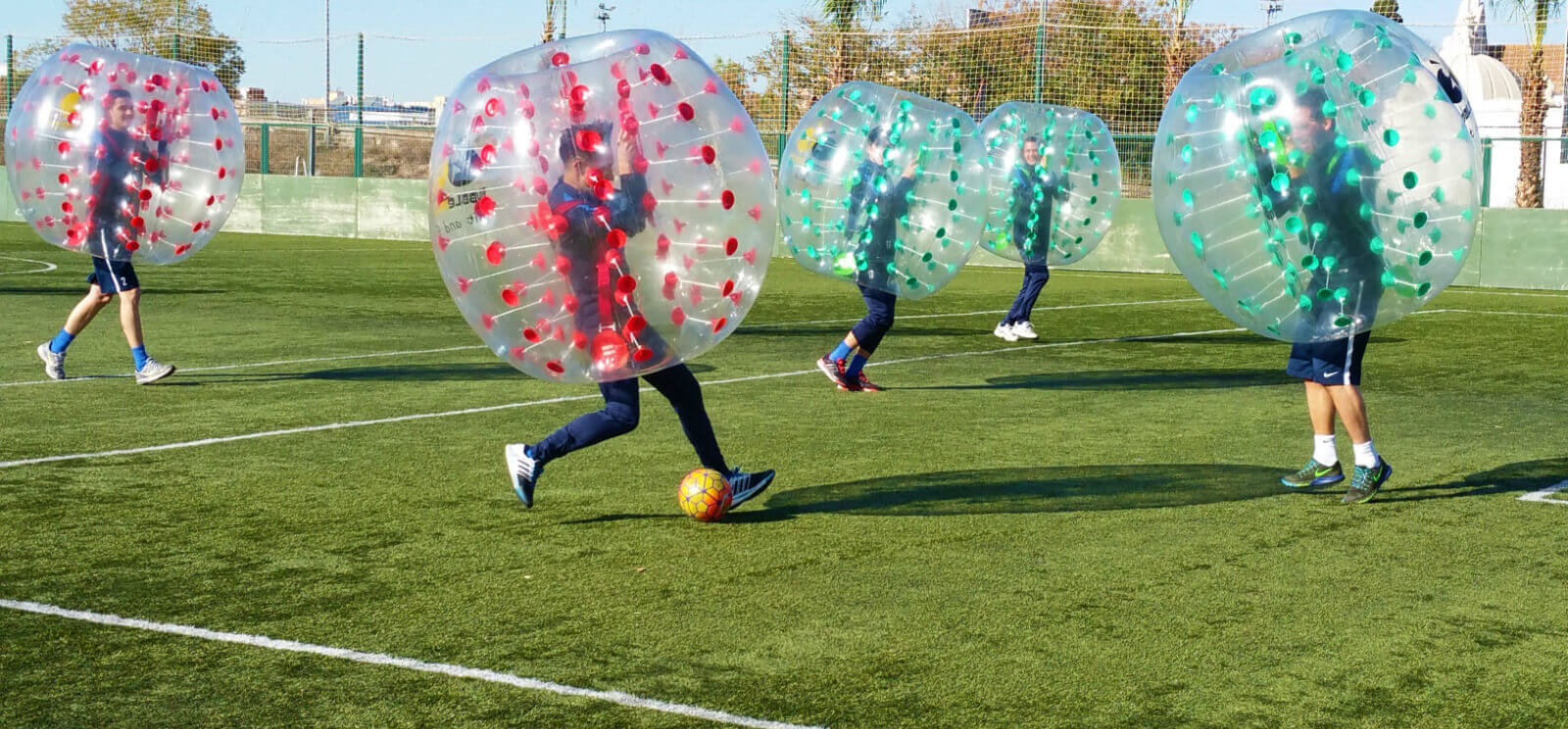 Zorb football